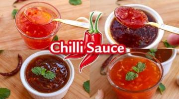 Recipe 2 Easy Chili Sauce Recipe | Sweet Chili Sauce Recipe