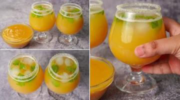 Recipe Aam Panna Recipe | Summer Special Raw Mango Drink | Mango Panna Recipe | Yummy