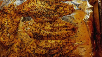 Recipe Baked Citrus Catfish