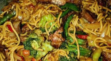 Recipe Beef and Broccoli Stir Fry- My way