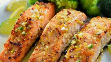 Recipe BEST Baked Spicy Citrus Salmon