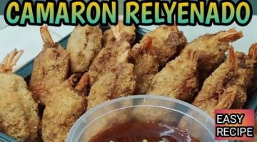 Recipe CAMARON RELYENADO (EASY RECIPE)