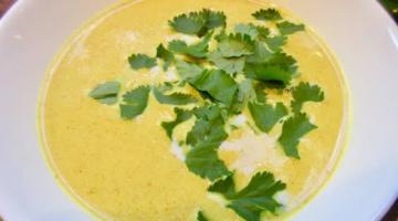Recipe CAULIFLOWER SOUP | Clean Eating | DIY Demonstration