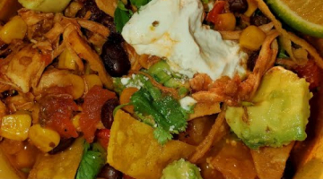 Recipe Chicken Tortilla Soup - Easy