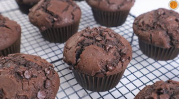 Recipe Chocolate Muffins | Mortar and Pastry