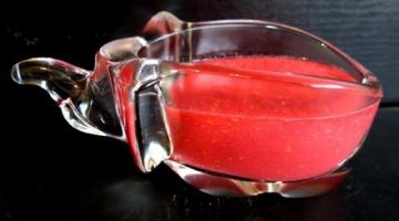 Recipe CHRISTMAS RASPBERRY FRANGELICO SAUCE