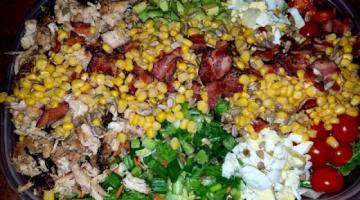 Recipe Cobb Salad with Chicken