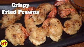 Recipe Crispy Fried Prawns | Fried Prawn Recipe| Prawn Pakora