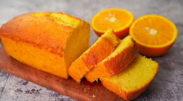 Recipe Delicious Orange Pound Cake, I'm Sure You're Gonna Love it   Yummy
