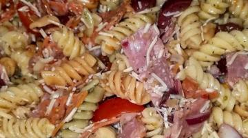 Recipe Easy Pasta Salad