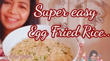 Recipe Easy 5min.Fried rice