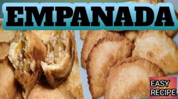 Recipe EMPANADA/ PORK EMPANADA