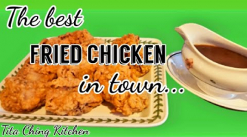 Recipe The best Fried Chicken in town