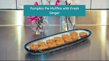 Recipe Gaps Diet Friendly Pumpkin & Ginger Muffins