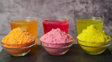 Recipe Homemade Drinking Powder | 3 Flavor Instant Tang Recipe | Yummy