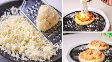 Recipe Homemade Mozzarella Cheese Recipe | Mozzarella Cheese Recipe Without Rennet | Pizza Cheese Recipe