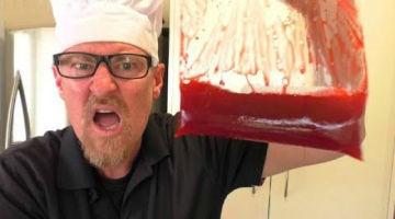 Recipe HOW TO MAKE HALLOWEEN DRINKABLE BLOOD