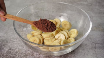 Recipe I Added Cocoa Powder With Banana, The Result Was Awesome!! Easiest Banana Chocolate Cake Recipe Ever