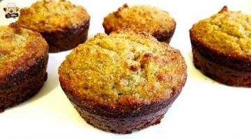 Recipe KETO COCONUT FLOUR BANANA BREAD MUFFINS RECIPE