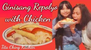 Recipe Ginisang Repolyo with Chicken|Tita Ching Kitchen