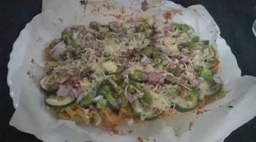 Recipe Maggi based Pizza
