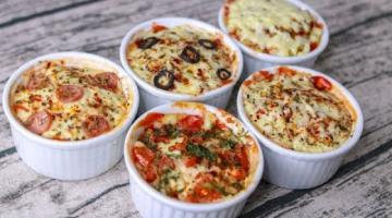 Recipe Mug Pizza Recipe | 5 Different Mug Pizza Recipe Without Oven