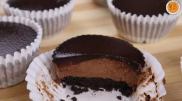 Recipe No Bake Mini Nutella Cheesecakes