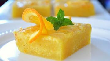 Recipe Orange Brownies Recipe