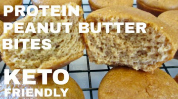 Recipe PEANUT BUTTER BITES   KETO FRIENDLY   DIY for Beginners