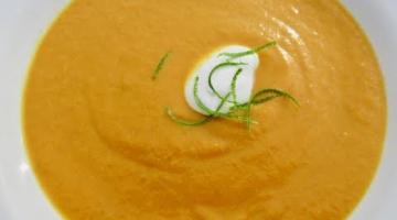 Recipe PUMPKIN Soup - How to make PUMPKIN SOUP Recipe