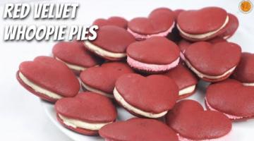 Recipe RED VELVET WHOOPIE PIES