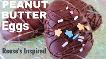 Recipe Reese's PEANUT BUTTER EGGS | Easter Candy | DIY for Beginners