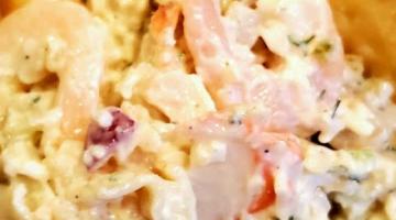 Recipe Seafood Pasta Salad - Easy