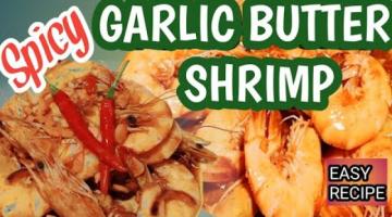Recipe SPICY GARLIC BUTTER SHRIMP (EASY RECIPE)
