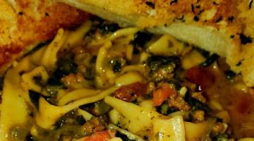 Recipe Spicy Sausage Soup