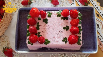 Recipe Strawberry Ice Cream Recipe | Homemade Strawberry Ice Cream | Promotional Video 4