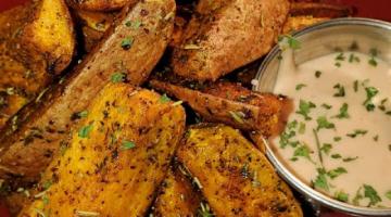 Recipe Sweet Potato Wedges