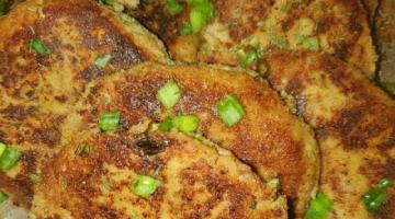 Recipe Tuna Croquettes