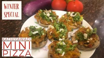 Recipe Winter Special Khathiyawadi Mini Pizza